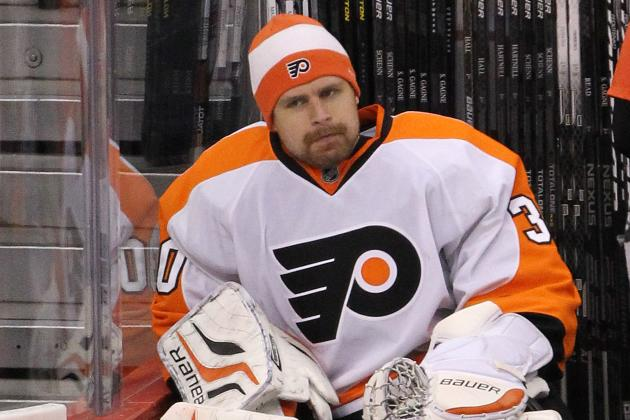 Flyers Owner Snider: 'I Didn't Pick Bryz'
