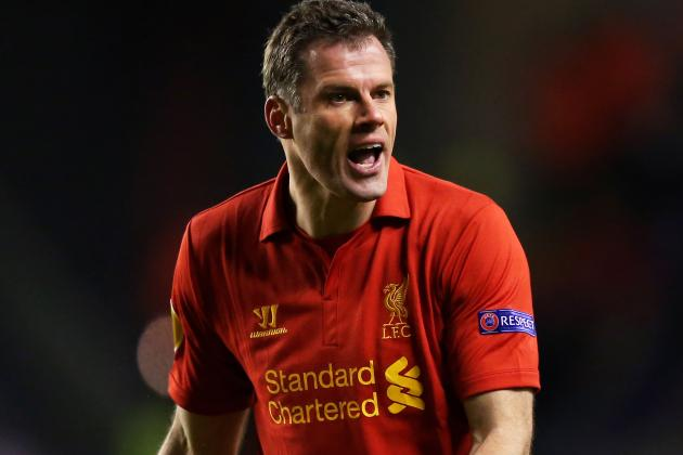 I Was Going to Quit at Christmas, Says Jamie Carragher