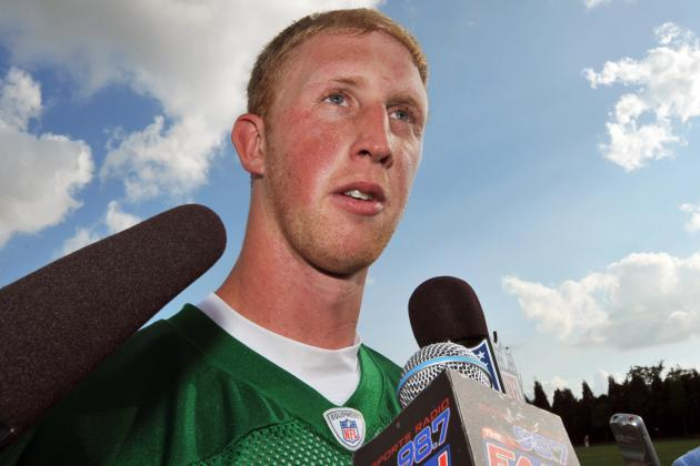 "Glennon Doesn't Plan to Take a ""back Seat"" with the Bucs"