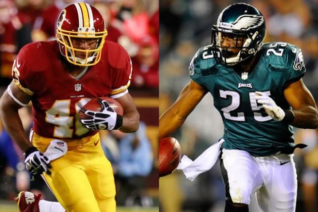 Would You Rather...LeSean McCoy or Alfred Morris?