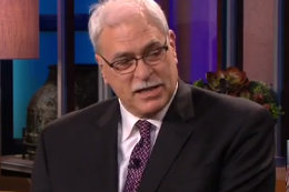 Video: Phil Jackson Explains Lakers Coaching Hire on Tonight Show