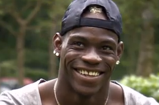 Video: Balotelli Happy to Have Left England