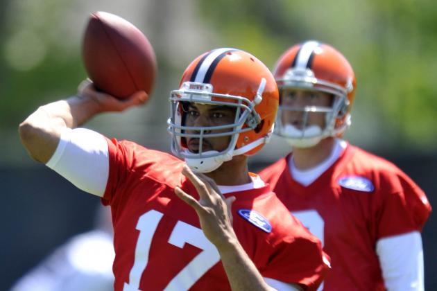 Jason Campbell Makes Early Move in QB Race