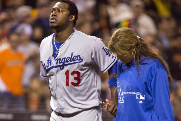 Dodgers' Medical Staff Feeling the Strain