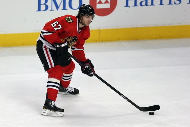 Hawks Penalty-Killing Duo Unlikely but Effective