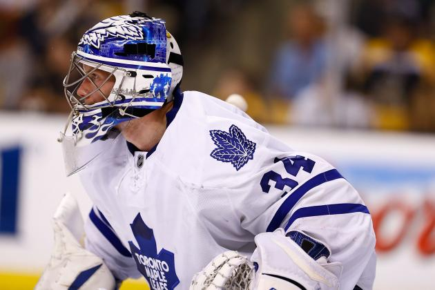 James Reimer and Maple Leafs Still in Mourning