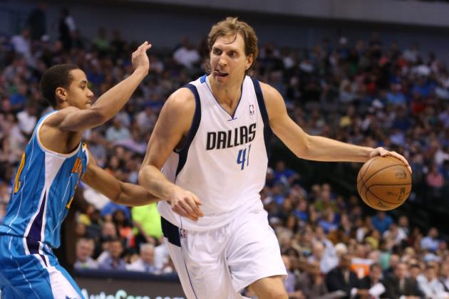 Dirk Nowitzki Is Highlight of New NBA Ad