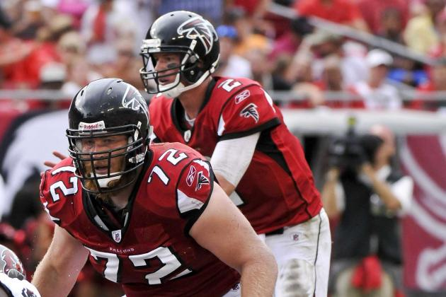 Atlanta Falcons Still Sorting out O-Line