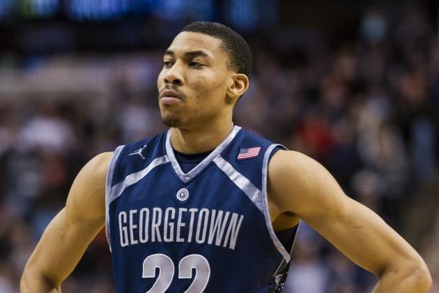 Otto Porter Jr. NBA Combine 2013: Measurements, Analysis and Draft Projection