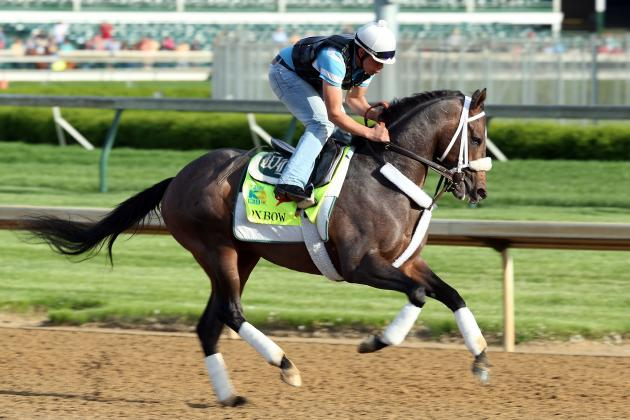 Preakness 2013: Horses That Must Overcome Poor Post Positions