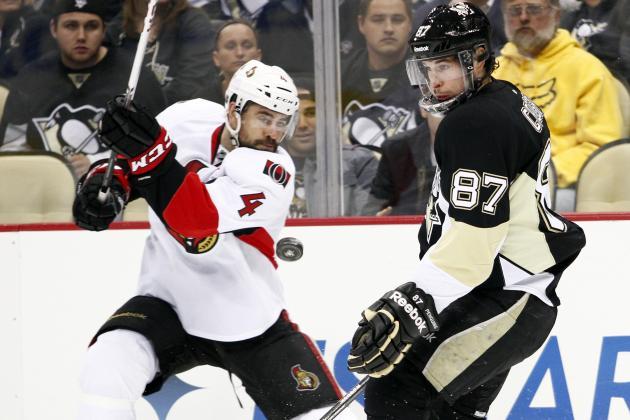 Previewing Game 2: Senators vs. Penguins