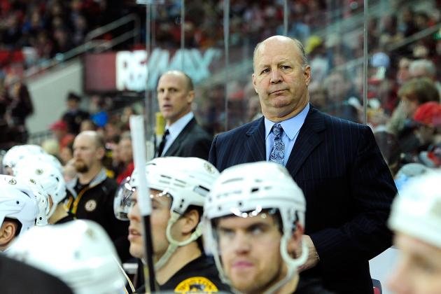 Julien: 'Possibility' Injured D-Men Could Be Back Sunday