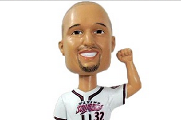 Double-A Team to hand out Shaka Bobbleheads