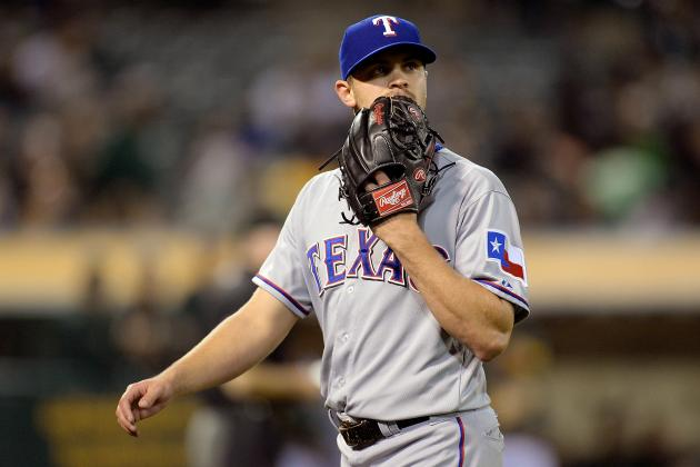 Stock Report: Darvish Up; Grimm Down