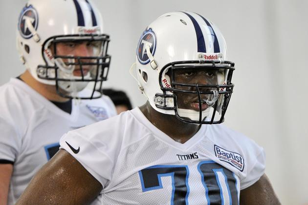 Rookie Pair Bolsters Titans' Offensive Line