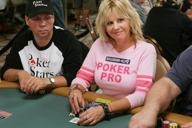 World Series of Poker Odds Stacked Against Women at Main Event