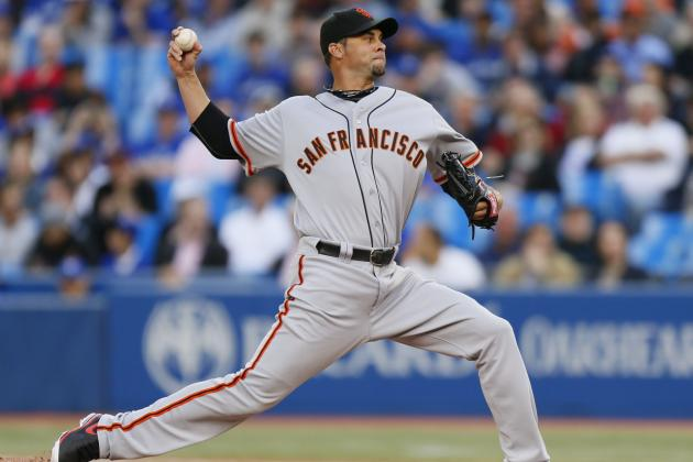 SF Giants Manager Bochy Plans to Start Vogelsong as Usual Monday