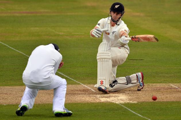 Jimmy Anderson Hits Spot but New Zealand Punish England Ill-Discipline