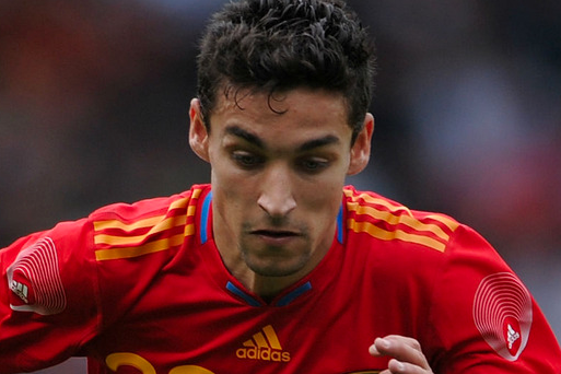 Sevilla Winger Jesus Navas Welcomes Link to Manchester City