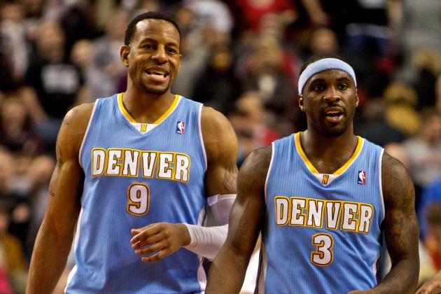 Ty Lawson Tweeting Desire to Have Nuggets Stay Andre Iguodala's Team