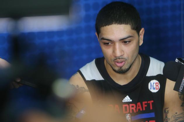 NBA Combine 2013 Results: Day 2 Measurements, Highlights and Top Prospects
