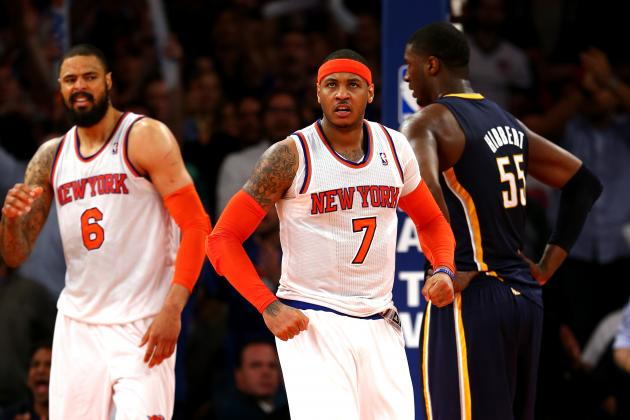 NBA Playoffs: How the New York Knicks Can Bounce Back and Win the Series