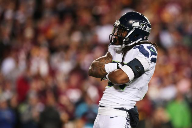 NFL Suspends Seahawks Bruce Irvin 4 Games for Violating League Policy on PEDs