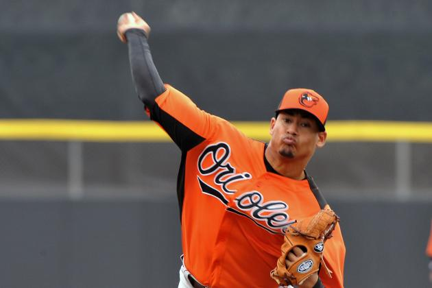 Jair Jurrjens Talks About Joining the Orioles