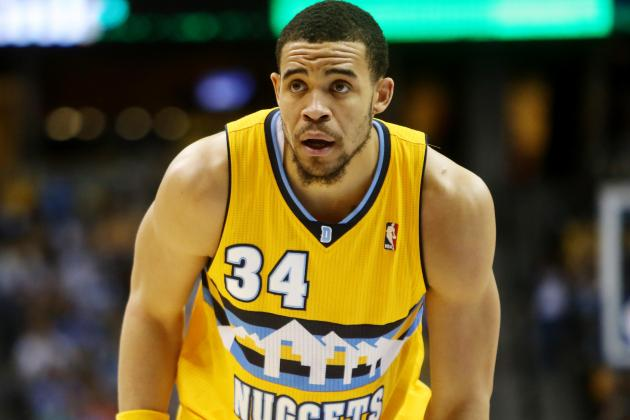 Denver Nuggets Player Review: JaVale McGee