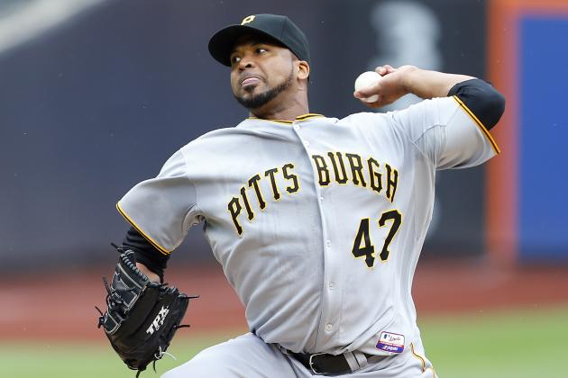 Small Adjustment Key to Pirates Pitcher Liriano's Return to Form