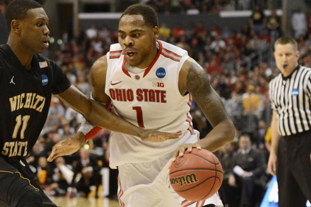 Deshaun Thomas Refuses to Give Spurs His Cell Number at Combine