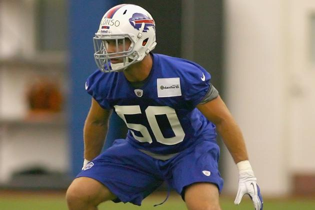 Kiko Alonso Signs 4-Year Deal with Buffalo Bills