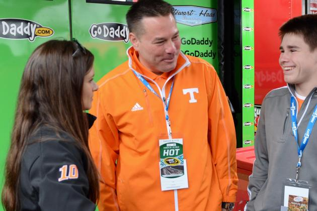 Vols' AD Already Big Jones Fan