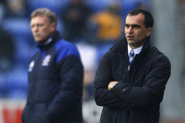 Everton FC: How the Toffees Might Line Up Next Season Under Roberto Martinez