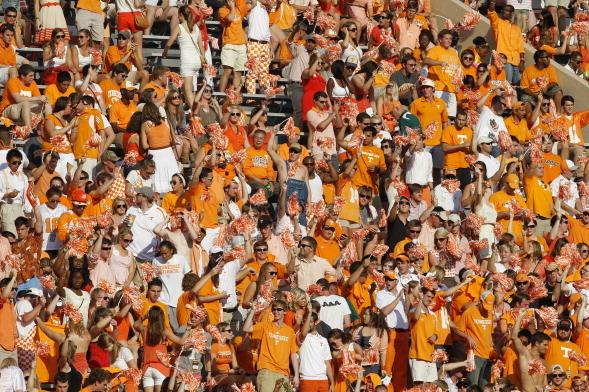 Butch Energizing UT's Big Fan Base