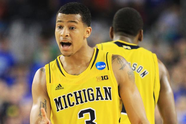 Trey Burke Should Be Considered the Top Prospect in 2013 NBA Draft