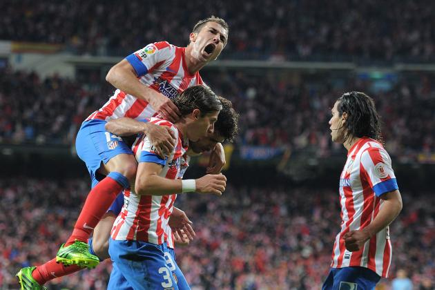 Real Madrid vs. Atletico Madrid: Score, Grades and Post-Match Reaction