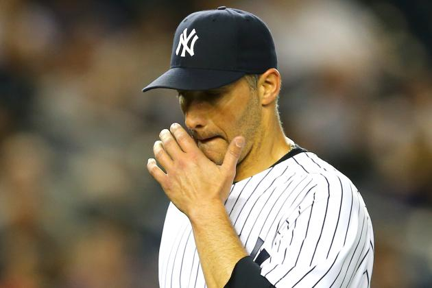 Andy Pettitte Injury: Updates on Yankees Pitcher's Status