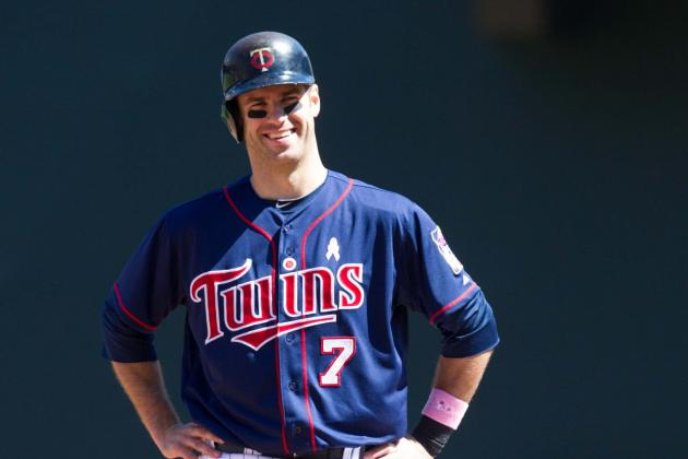 Joe Mauer Scratched from Twins Lineup Against Red Sox with Stiff Back