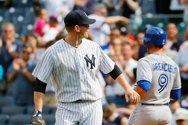 ESPN Gamecast: Blue Jays vs. Yankees