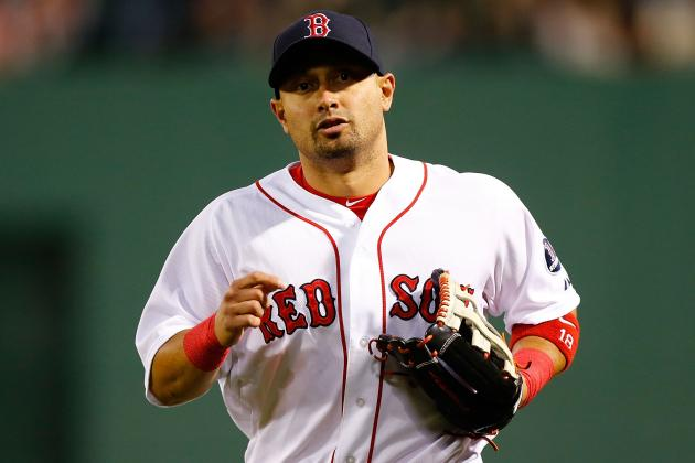 Shane Victorino, Mike Napoli out of Lineup as Sox Kick off Series with Twins