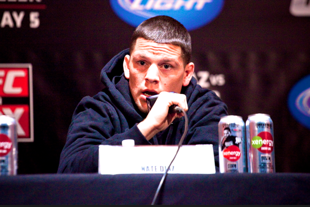 Nate Diaz Suspended 90 Days and Fined $20,000 for Offensive Twitter Message