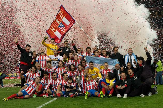 Real Madrid vs. Atletico Madrid Fight: Ugly End Mars Atletico's Copa Del Rey Win