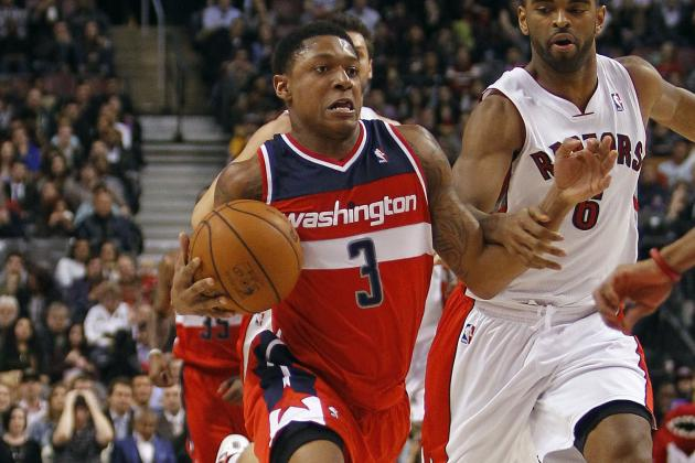Bradley Beal Said He'd Lose Respect for a Teammate Who Acted Like Rose