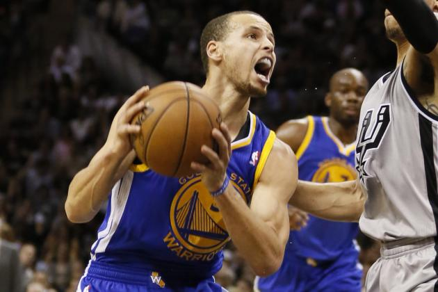 Stephen Curry Already Poised for Bigger, Better 2013-14 Warriors Campaign