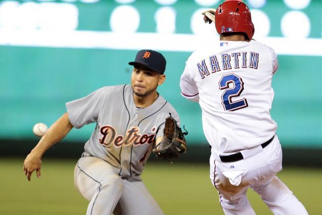 ESPN Gamecast: Tigers vs. Rangers