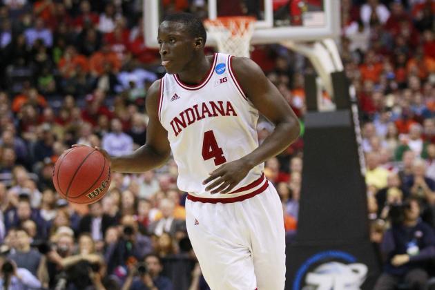 Indiana's Oladipo Improves His Shot