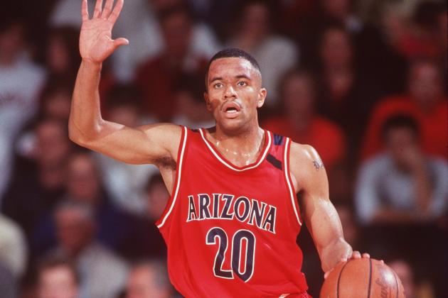 Stoudamire Introduced as New Arizona Assistant