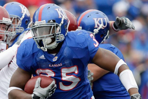 Chiefs Sign KU Football's Opurum as Fullback