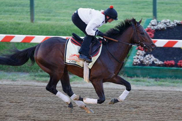 Preakness 2013 Horses: Thoroughbreds Most Likely to End Orb'S Triple Crown Bid